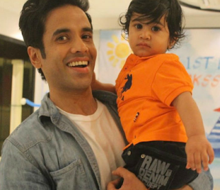 Tusshar Kapoor Family Wife Son Daughter Father Mother Marriage Photos Biography Profile