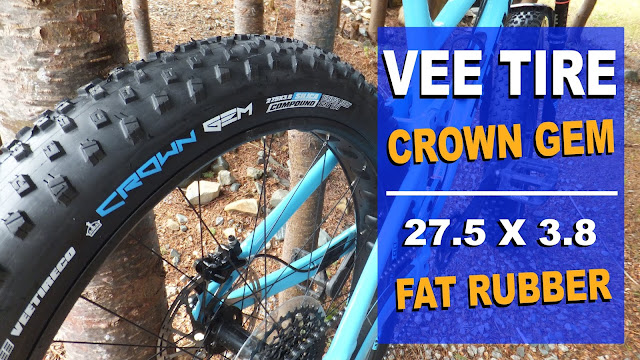 Vee Crown Gem 27.5 x 3.8