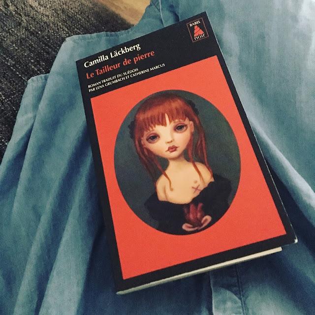 Chronique littéraire Le tailleur de pierre par Mally's Books