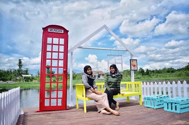 Jangan Mau Jalan-Jalan, Ada Wisata Baru di Lombok Tengah