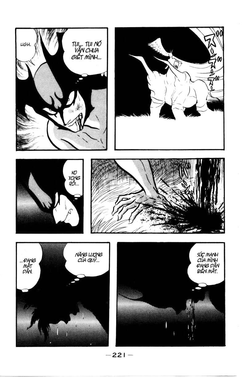 DevilMan chapter 9.2 trang 7