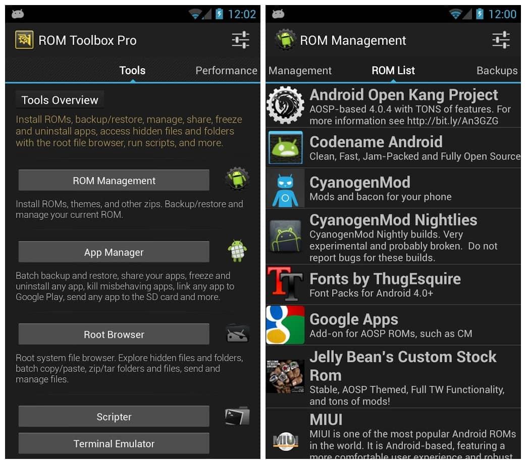 Rom Toolbox Pro Apk Free Download