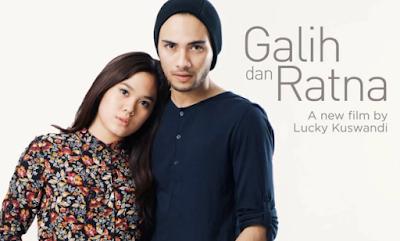 """Lagu Soundtrack Film Galih dan Ratna"""