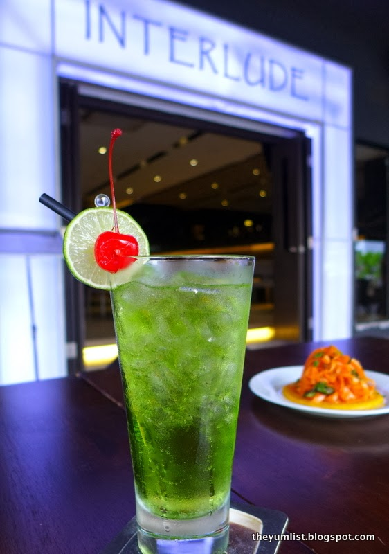 Interlude, TTDI, Kuala Lumpur, Tapas bar