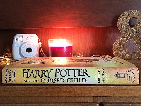 Something About Books | Harry Potter & the Cursed Child