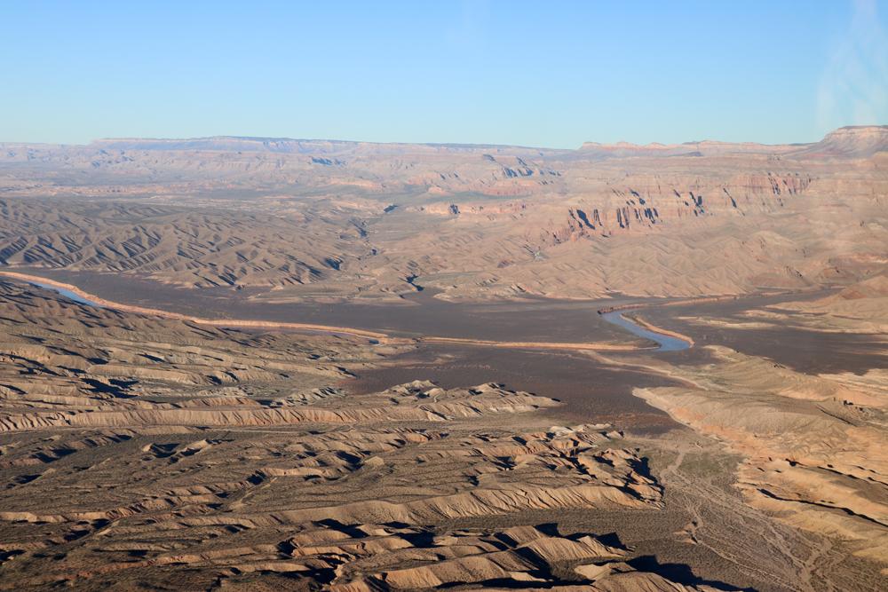 Helikopterilla Grand Canyoniin 16