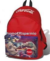 Logo Gioca e vinci 2.000 zaini Coca-Cola