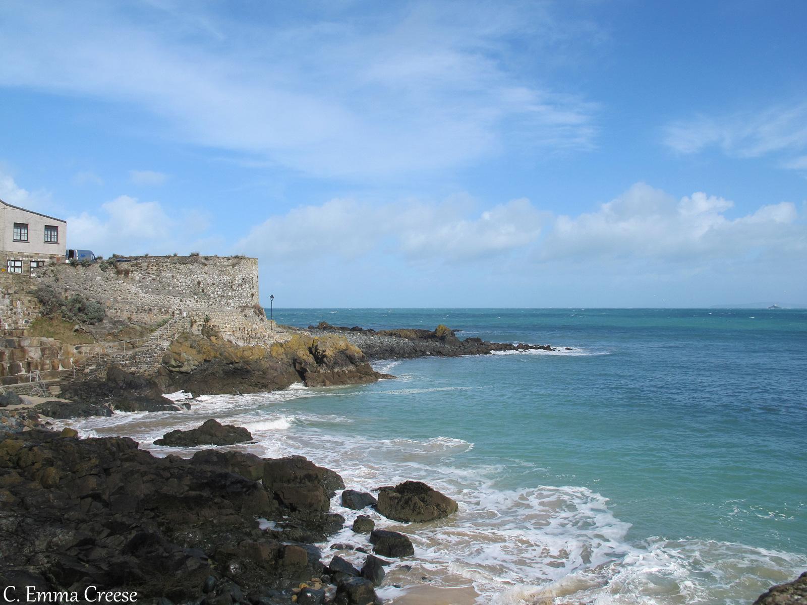 The Cornwall Coastline - Travel Wishlists and 2018 Plans - January #Travellinkup
