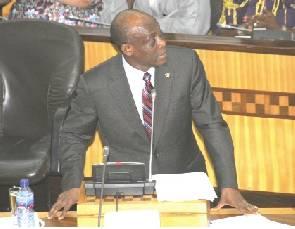 Ghana is not broke – Terkper insists