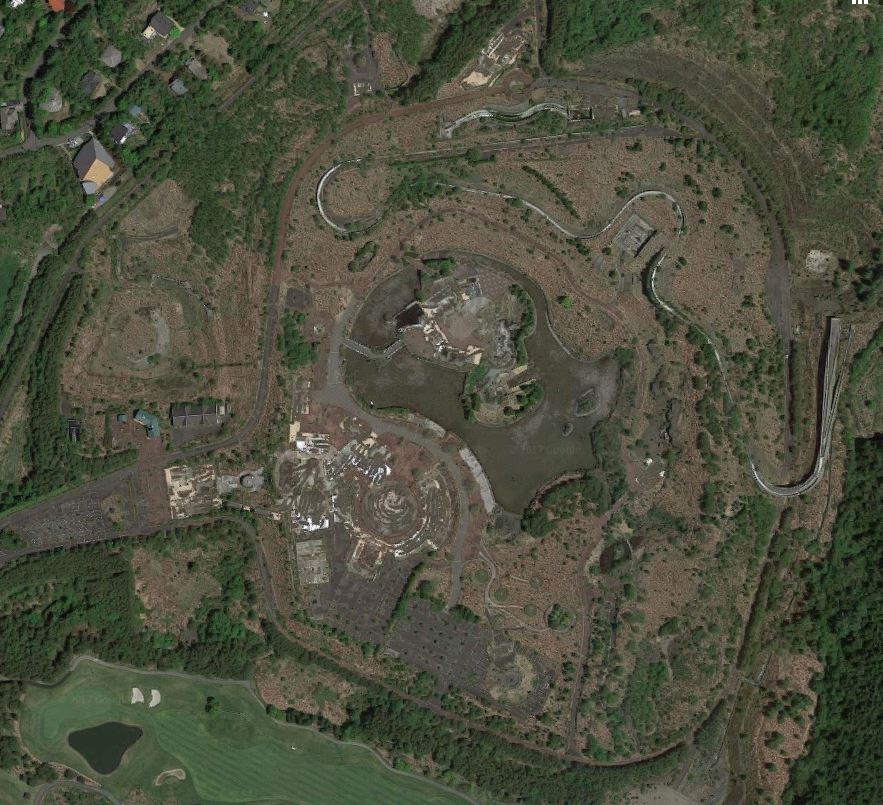 Google Aerial Imagery:
