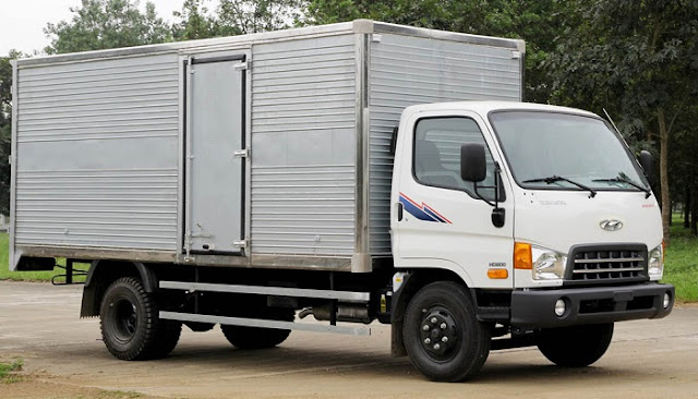 Hyundai Hd800 thung kin