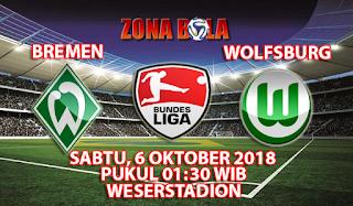 Prediksi Bola Werder Bremen vs Wolfsburg 6 Oktober 2018