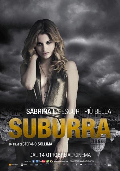 Nonton Film Online Suburra (2015)