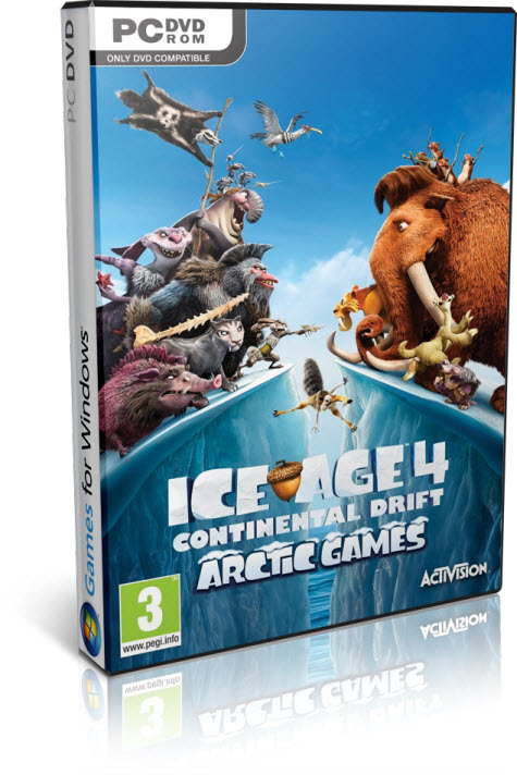 Ice Age 4: Continental Drift (PC) (2012) (Multileng-ESP)