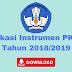 Aplikasi Instrumen PKKS ( Penilaian Kinerja Kepala Sekolah ) Tahun 2018/2019 - Ruang Lingkup Guru