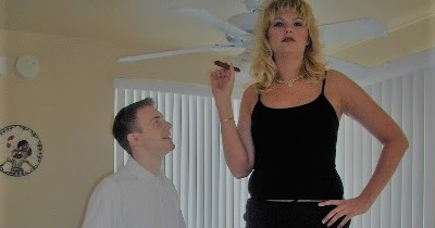 Woman stands for 2 dudes to ravish her holes in pov - 5 1