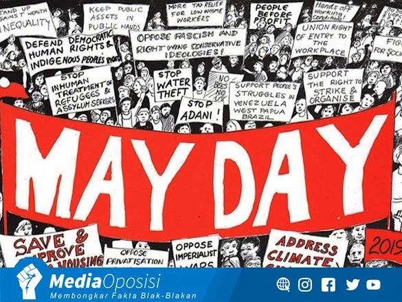 Mengikat Makna Selebrasi May Day