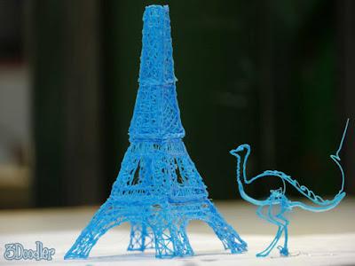 Lápiz 3D diseño