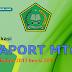 Aplikasi Raport MTs Kurikulum 2013 Revisi Tahun 2017