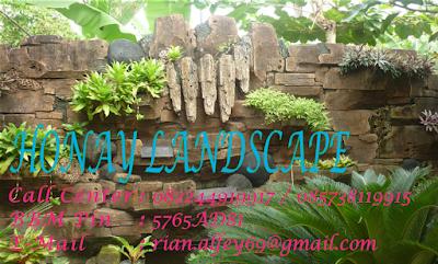 Honay Landscape Tukang Taman Jombang