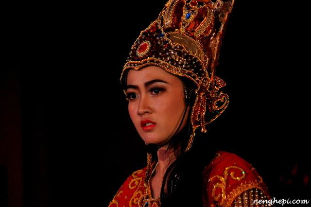 Dewi Sanggalangit | Tirta Satria Negari