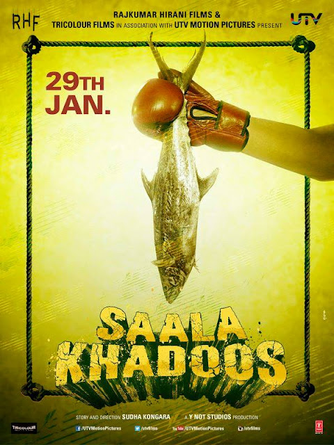 Saala Khadoos (2016) - All Movie Video / Song Lyircs