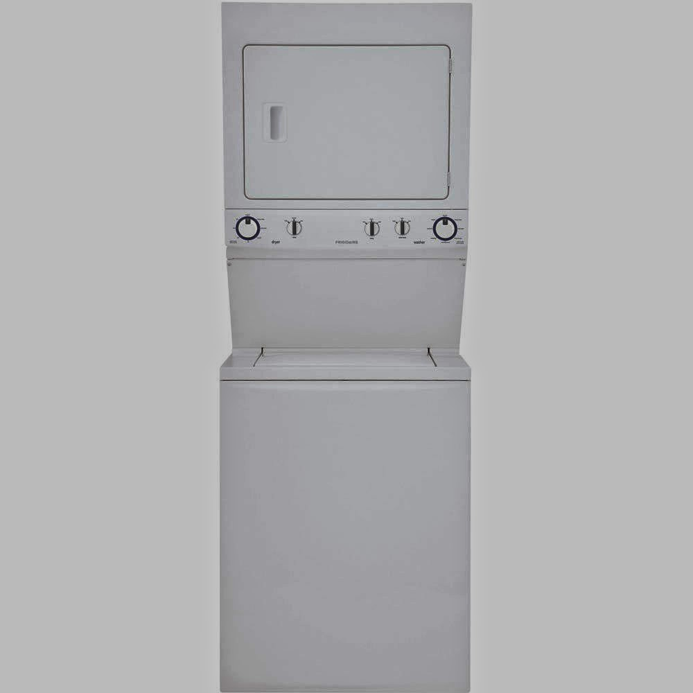 Stackable Washer Dryer Frigidaire Stackable Washer Dryer