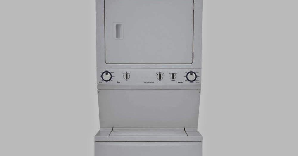 stackable washer dryer: frigidaire stackable washer dryer