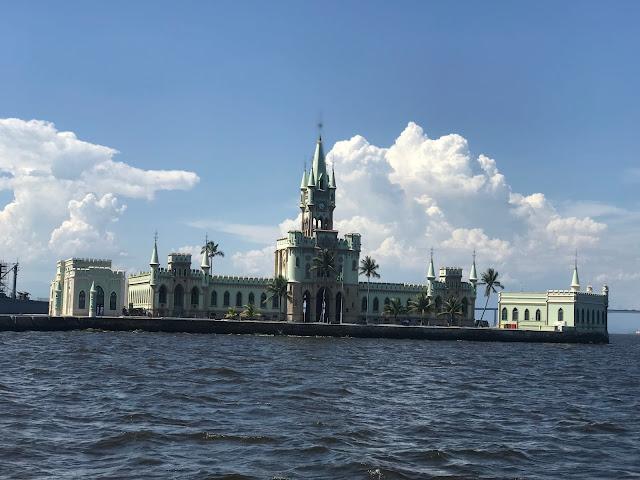 Ilha Fiscal - Um Passeio cultural, para a Família toda