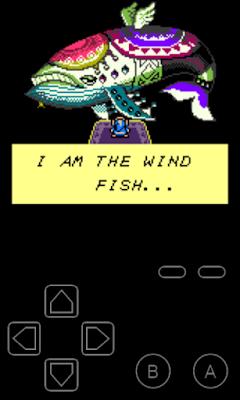 Captura de pantalla del juego Link's Awakening width=