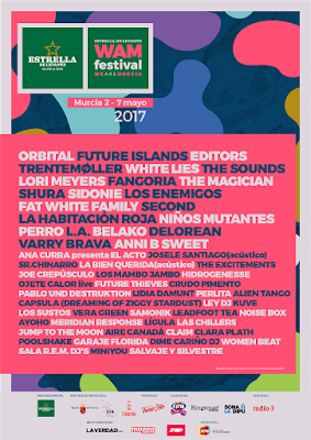 Festival WAM Estrella de Levante 2017