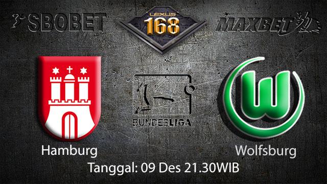 PREDIKSIBOLA - PREDIKSI TARUHAN BOLA HAMBURG VS WOLFSBURG 9 DESEMBER 2017 ( BUNDESLIGA )