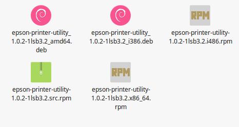 Install Printer Epson pada Sistem Operasi Linux