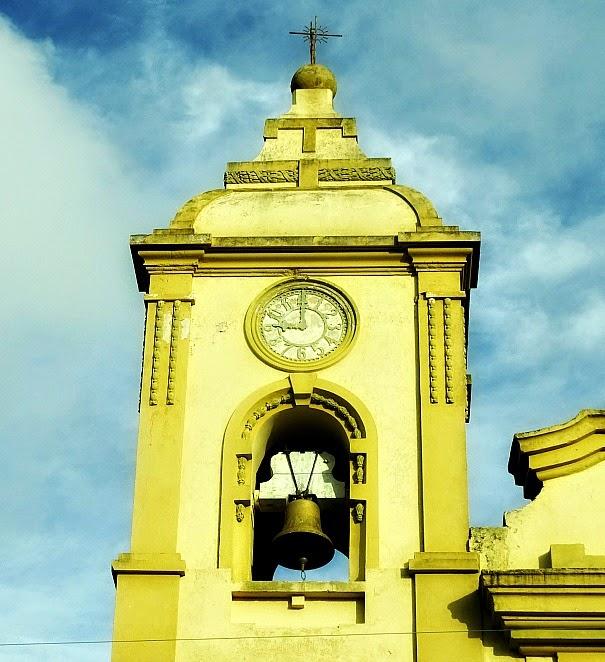 Igreja Matriz de Santa Vitória, em Santa Vitória do Palmar