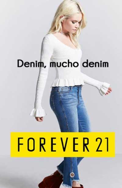 Catalogo Forever 21 octubre noviembre 2017 | mexico