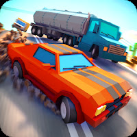 Highway Traffic Racer Planet APK MOD Unlimited Money