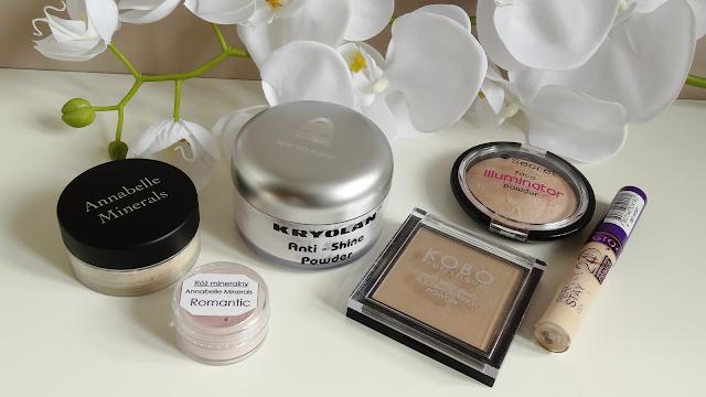 Starting Over TAG - top kosmetyki do makijażu - same perełki :)