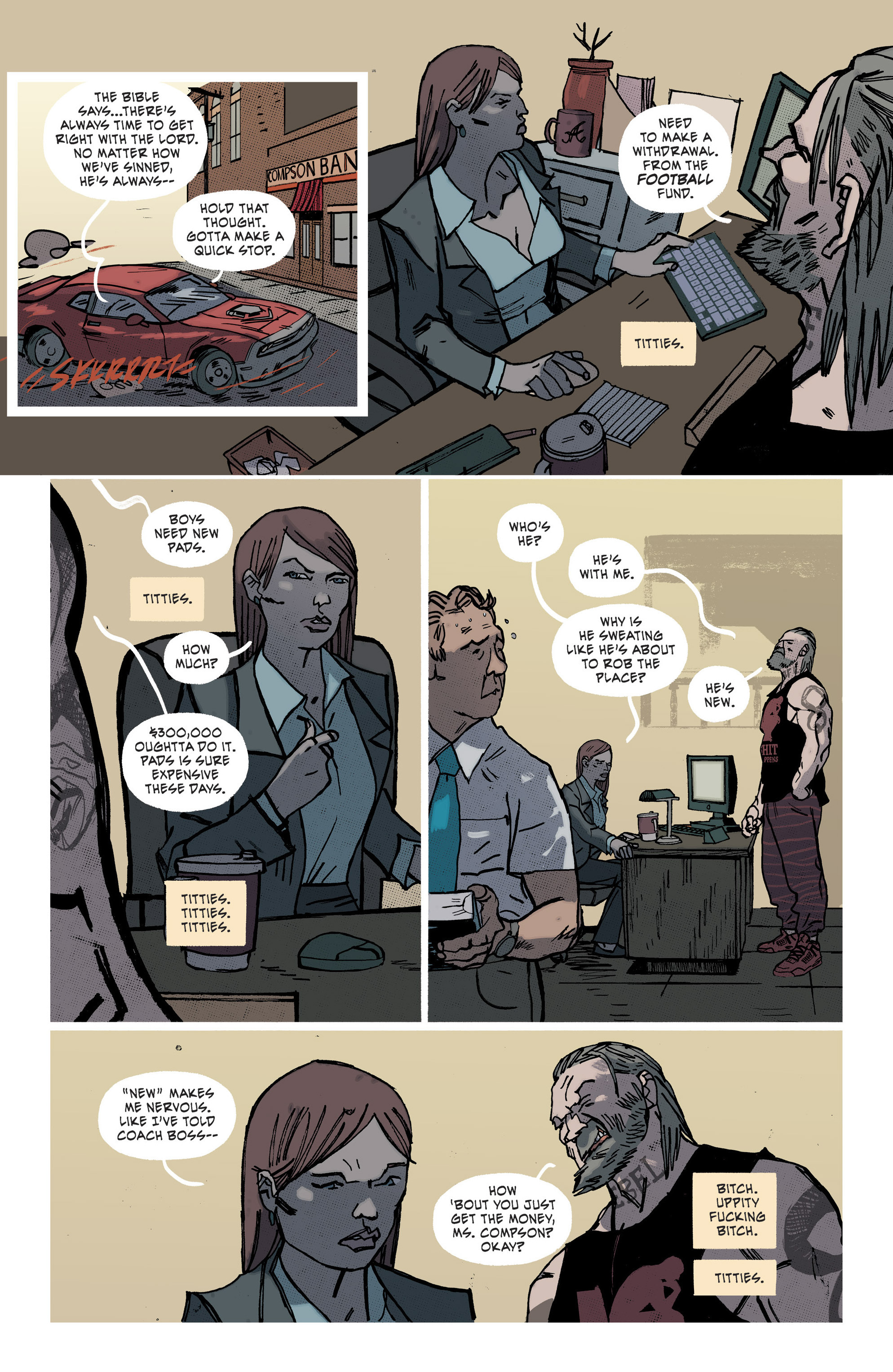 Read online Southern Bastards comic -  Issue #10 - 7