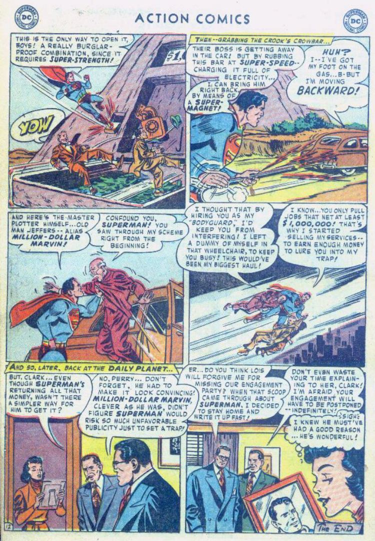 Read online Action Comics (1938) comic -  Issue #176 - 14