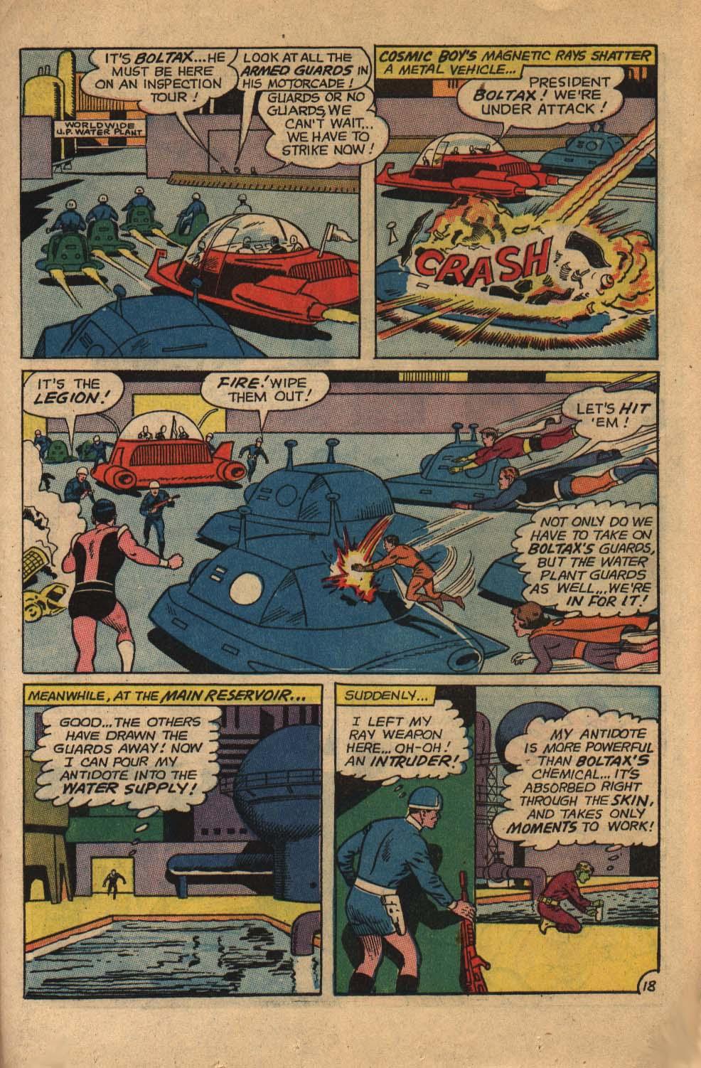 Read online Adventure Comics (1938) comic -  Issue #360 - 25