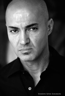 Shahin Sean Solimon. Director of Sinbad The Fifth Voyage