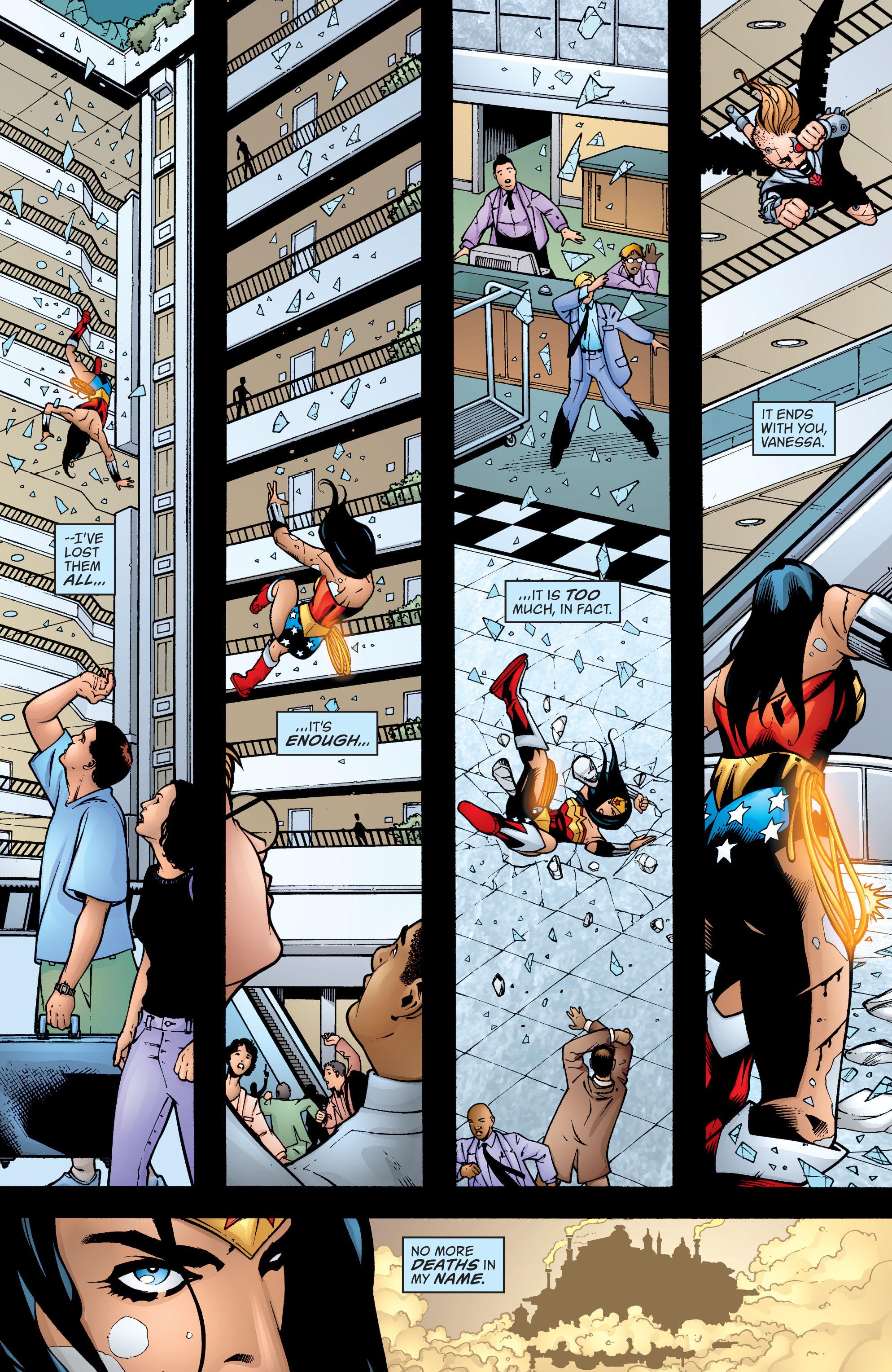 Read online Wonder Woman (1987) comic -  Issue #200 - 8