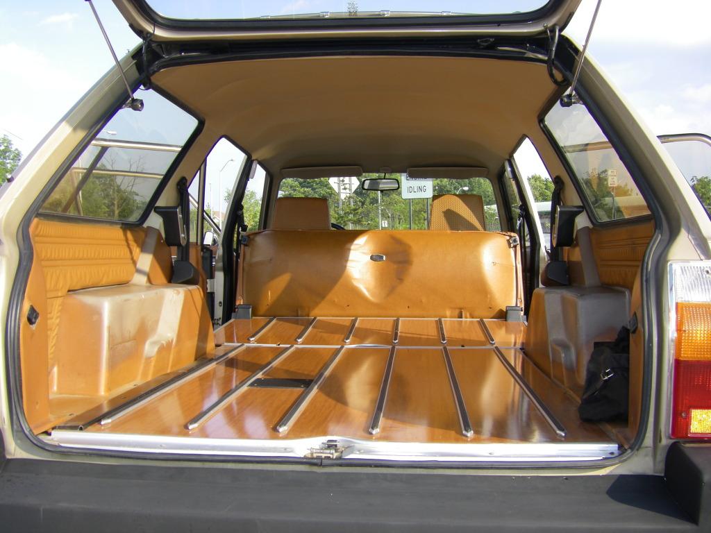 Just A Car Geek 1981 Peugeot 504 Diesel Wagon