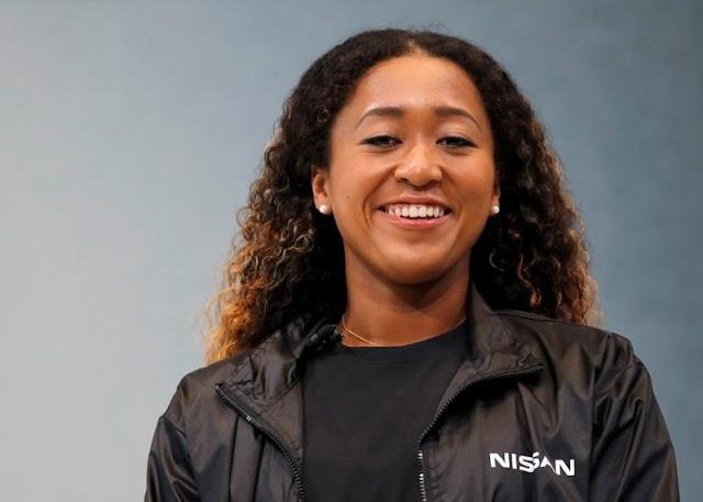 Naomi Osaka làm đại sứ thương hiệu của Nissan