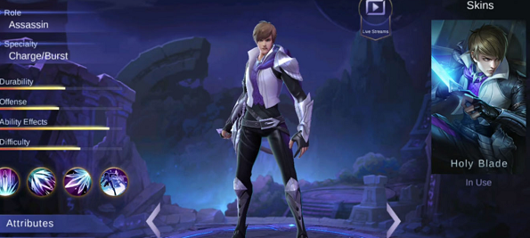 Hero Gossen Mobile Legends, Hero Terbaru 2018 Serupa Minato Namikaze