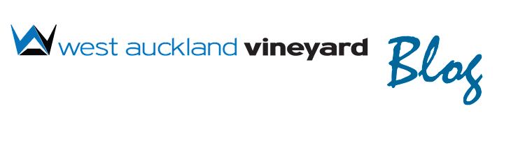 West Auckland Vineyard Blog