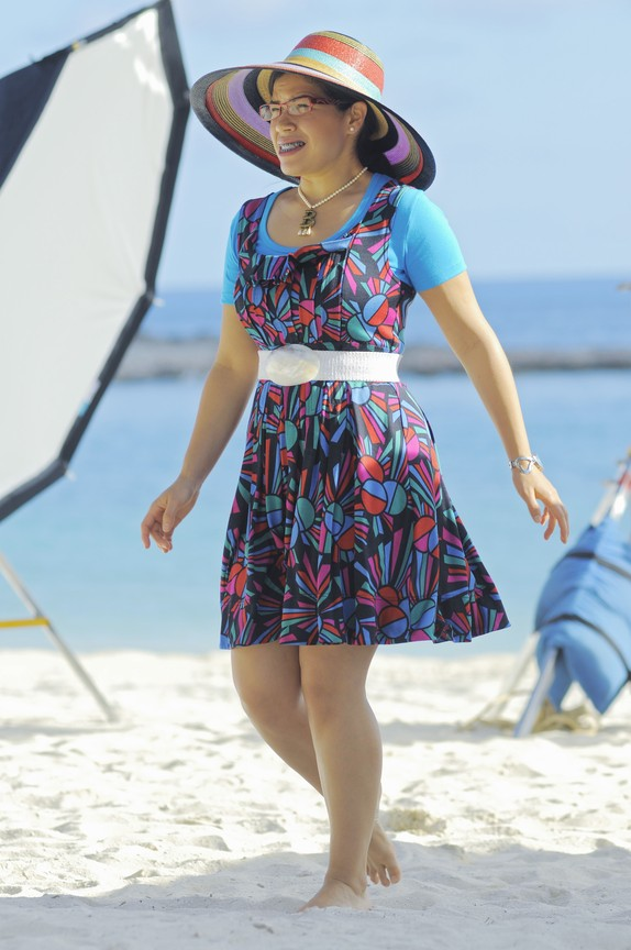 Ugly Betty - Season 4 Episode 08: The Bahamas Triangle