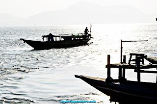 Ferry Ride on Brahmaputra River