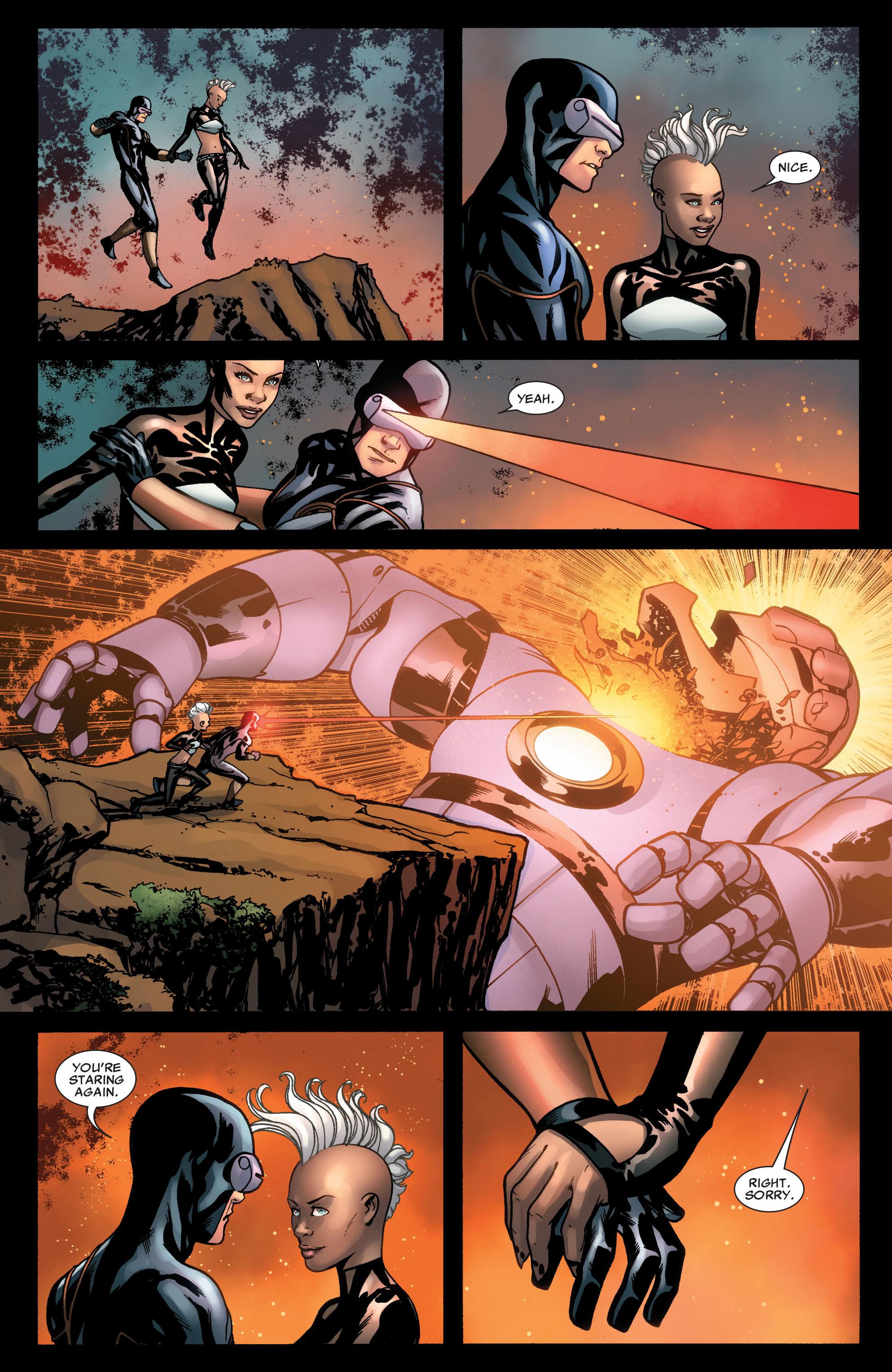 Read online Astonishing X-Men (2004) comic -  Issue #44 - 16