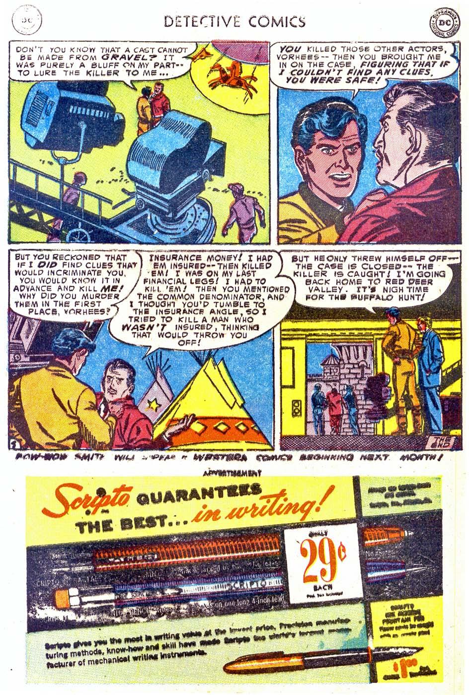 Detective Comics (1937) 202 Page 40